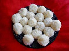 Boules (ou perles) de coco