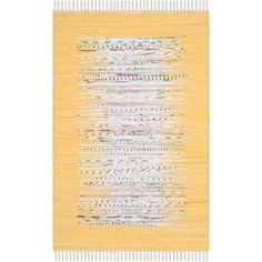 Safavieh Tennyson Montauk Hand Woven Area Rug, White