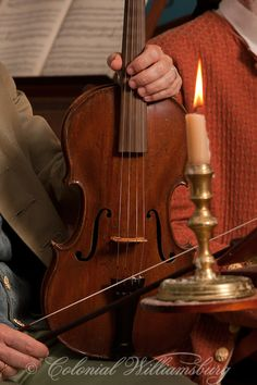 Chamber Music at the Governor's Palace Ballroom by candlelight in Colonial Williamsburg's Historic Area ~ Williamsburg, Virginia: Photo by David M. Colonial Williamsburg Va, Williamsburg Virginia, Amadeus Mozart, Old Dominion, Colonial America, American Revolution, Early American, Old Things, Photography