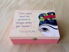 Caja Frida por Angélica Tamayo