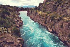 River, beautiful shot.