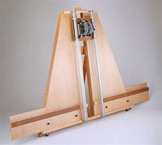 Imágenes Woodworking Workshop, Woodworking Jigs, Carpentry, Woodworking Projects, Popular Woodworking, Woodworking Organization, Woodworking Quotes, Cierra Circular, Wood Jig
