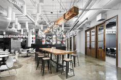 Union des Artistes Offices by Inside Studio, Montreal – Canada