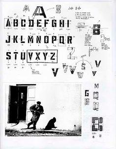 M-Parts Typeface; Hugo Werner (2002)