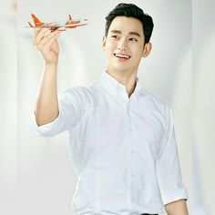 cool [Commercial] Kim Soo Hyun - Jeju Air - Lotte Duty Free