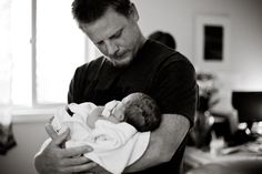 """Five """"Jobs"""" for Dads During Birth 