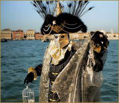 Le Carnaval de Venise : l'Oiseleur.