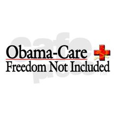 """Freedom Not Included.  And exactly how did he think Seniors would manage to survive - or even live - with this?  Dr's everywhere are saying they'll leave their practices, won't accept the """"new"""" system, don't agree with it, think it's just plain wrong... Just vote NO and give America back to the Americans! ROMNEY RYAN for the UNITED STATES OF AMERICA!"""
