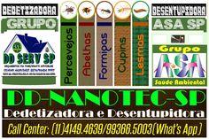 ASA Grupo SP Dedetização 11 96424 9997/3427 2276: ASA Dedetizadora (11)4149-4639/96424-9997(what's -...