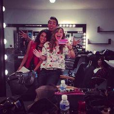Alba,Jorge et une fille