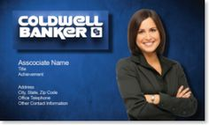 Coldwell banker business cards for real estate agents templates for coldwell banker business cards for real estate agents templates for business cards coldwell banker business cards pinterest estate agents flashek Gallery