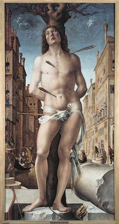 Liberale da Verona - S. Sebastiano