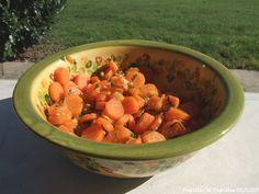 carotte à la marocaine