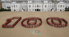 100 days to go to the Olympic Games
