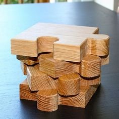 Awesome puzzle coasters!