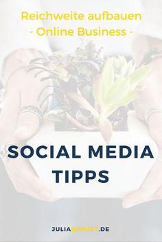 Die besten Social Media Tipps für dein Online Business. Mach deine Leidenschaft zum Beruf und verdiene online Geld...Social Media Tipps, Social Media Marketing, Social Media Strategie, Facebook, Pinterest, Instagram, Twitter, Snapchat, Social Media Tools, Social Media Tipps, Web Strategie, Strategien Online, Reichweite aufbauen, Follower