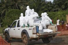 Obama Administration: US Soldiers in West Africa WILL HAVE CONTACT With Ebola Patients (Video) Posted by Jim Hoft on Tuesday, October 7, 2014, 1:08 PM