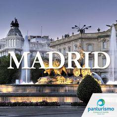 #Sabíasque Madrid es el centro geográfico de España, la Plaza de la Puerta del Sol en Madrid es exactamente el centro del país.