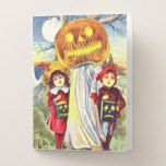 Falln Halloween Pumpkin Ghost Pocket Folder #halloween #happyhalloween #halloweenparty #halloweenmakeup #halloweencostume