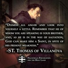 ~St. Thomas of Villanova