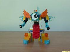 Totobricks: KROG TUNGSTER MIX LEGO MIXELS Serie 5 Lego 41539 Lego 41544 http://www.totobricks.com/2015/06/krog-tungster-mix-lego-mixels-serie-5.html