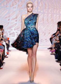 zuhair murad Haute couture fall winter 2015 collection (17)