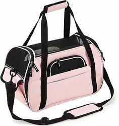 Puppy Carrier, Cat Carrier, Small Puppies, Dogs And Puppies, Pet Dogs, Dog Cat, Pet Transport, Airline Approved Pet Carrier, Pet Travel Carrier