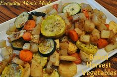Everyday Mom's Meals: Good-for-You Everyday Meals Day 3