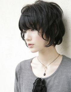 小倉 久美子 ゆるふわボブ