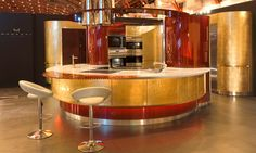 The world's most expensive fitted kitchen    At a staggering £300,000, the Colosseo Oro costs more than many houses