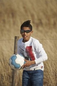 Real Kids Provides Right Eye Wear for Summer Sports