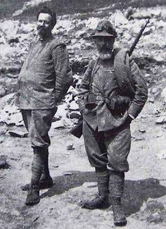 cesare-battisti-e-guido-larcher-volontario-trentino-1916