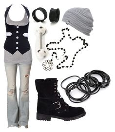 """""""Untitled #490"""" by forever-ur-sickest-hoe ❤ liked on Polyvore featuring Free People and Ash"""