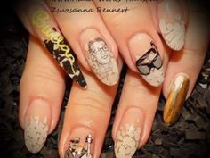 Community - Nailfreaks! The work from Nailfreaks in Germany! Browse and enjoy! http://www.nailfreaks.com/de/bildergalerie/ #nailfreaks #nageldesign #nailart