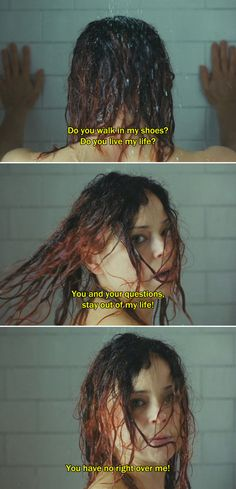 ― Laurence Anyways Fred: Do you walk in my shoes? Do you live my… ― Laurence Anyways Fred: Do you walk in my shoes? Do you live my… Cinema Quotes, Film Quotes, Top Movies, Great Movies, Cinema Movies, Movie Tv, Movies Showing, Movies And Tv Shows, Live Life