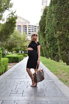 pregnancy style, baby bump, 33 week bumpdate