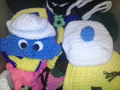 Check out this item in my Etsy shop https://www.etsy.com/listing/209355780/crochet-smurf-diaper-set