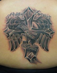 Más Tatuajes de Cruz, Fotos de Tatuajes de Cruz, Videos de Tatuajes de Cruz: http://mejorestatuajes.com/mas-tatuajes-de-cruz/