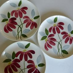 Hey, I found this really awesome Etsy listing at https://www.etsy.com/listing/233889414/american-heritage-dinnerware-purple