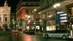 [파리여행/파리의 밤] 오페라 가르니에 야경, 파리에서 가장 아름다운 건축물 중 하나이자 '오페라의 유령'의 무대 : 네이버 블로그