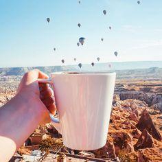 Cuando la realidad tiene mejor aspecto que Photoshop: 10+ fotos increíbles de Capadocia, Turquía | Bored Panda