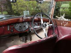 1931 Rolls Royce Phantom II Continental Touring Saloon by Mulliner luxury retro interior h
