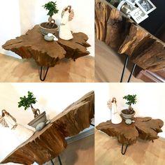 Wooden table  www.reborn-w.sk