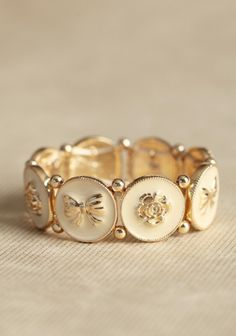 A Touch Of Charm Bracelet | Modern Vintage New Arrivals