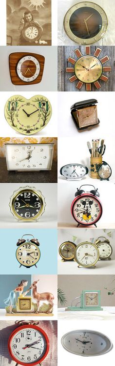 We have all the TIME... by Aurélia Le Mao on Etsy--Pinned with TreasuryPin.com