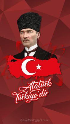 Mustafa Kemal Atatürk Mobile Wallpaper # Mustafa Kemal Atatürk … – Wallpaper World Red Wallpaper, Mobile Wallpaper, Wallpaper Ideas, Turkey Holidays, Cute Profile Pictures, Purple Wine, Powerpuff Girls, Eminem, Picture Wall