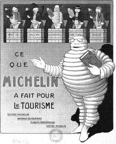 Guia Michelin. Since 1900