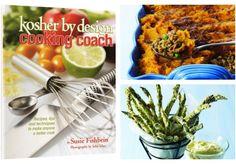 Kosher by Design Cooking Coach by Susie Fishbein on Joy of Kosher