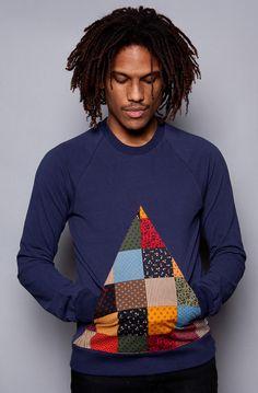 the bubbie raglan sweatshirt