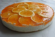 Торт Оранжевое настроение